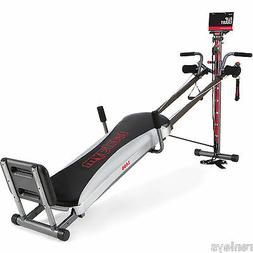 Total Gym 1400 Deluxe Home Fitness Exercise Machine Equipmen