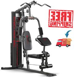 Marcy 150 LB Stack Home Gym | MWM-990 Adjustable Weight Stac