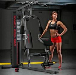 Marcy 150lb Stack Home Gym Total Body Strength Home and Gym