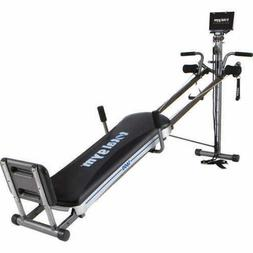 Total Gym 1600 Home Workout Exercise Fitness Machine 60 Diff