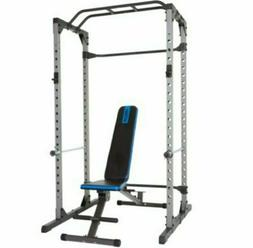 Progear 1600 Ultra Strength 800lb Weight Capacity Power Rack