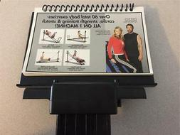 1800 club flip chart holder with stand
