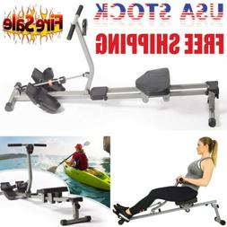 2020 Rowing Machine Exercise Rower 12 Adjustable Hydraulic R