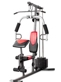 Weider 2980 Home Gym Fitness Machine Exercise Workout Weight