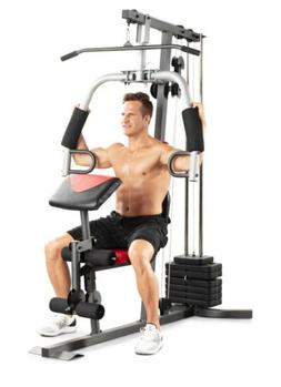 Weider 2980 Home Gym System with 214 Lbs. of Resistance