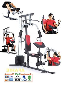 Weider 2980 Home Gym with 214 Lbs. of Resistance WESY19318