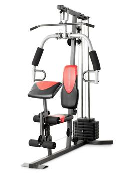 Weider 2980 Home Gym with 214 Lbs. of Resistance Weight Stac