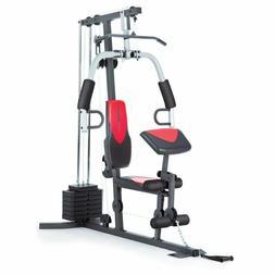 Weider 2980 X Home Gym System Weight 300 lbs. Steel, vinyl 6