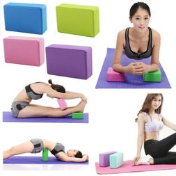 2pcs Yoga Foaming Block Home Gym Brick Exercise Balance Pila