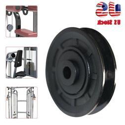 3 Size Home Gym Replacements Pulley w/Bearings Weider Marcy