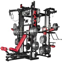 470 Exercises - T3-X - Ultimate Home Gym - Made in Europe -