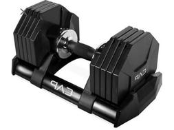 ⚡️CAP 50LB 1-Single Adjustable Dumbbell Weight  5 to 50