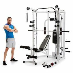 Marcy 5276 Combo Smith Heavy-Duty Total Body Strength Home G