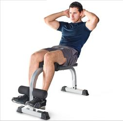 ABS Sit Up Bench Stomach Crunch Board Training Workout Fitne