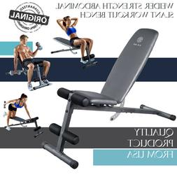 Adjustable Weight Bench Abdominal Exercise Incline Decline B
