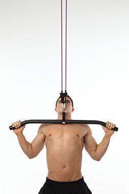 Anazao Fitness Gear by AccuFitness Multi-Myo 1-Strap Lat Bar