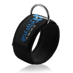 Fitteroy Ankle Strap For Cable Machine Exercise With Neopren