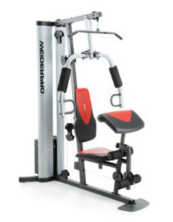 AUTHENTIC NEW Weider Pro 6900 Home Gym System with 6 Workout