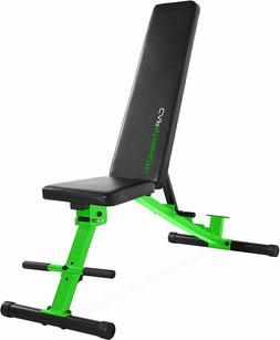 CAP Barbell Multi Purpose Adjustable Utility Bench Home Gym