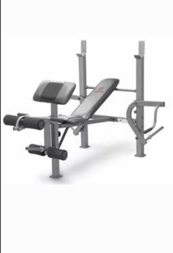 Marcy Bench Press, Olympic Full Body Weight Bench