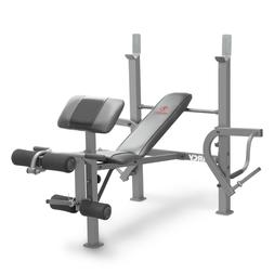 MARCY BENCH PRESS, Olympic Full Body Weight Bench  MD-389