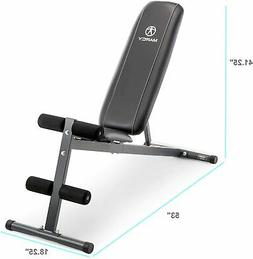 Best Weight Bench Press Adjustable Incline Decline Gym Exerc