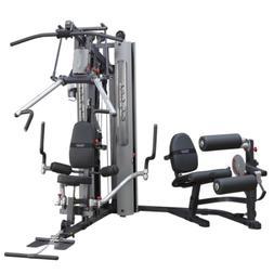 Body-Solid G10B Ultimate Bi-Angular Home Gym with Leg Press