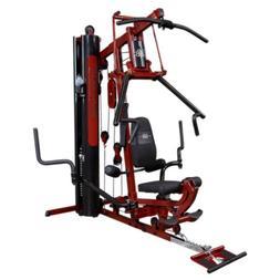 Body-Solid G6BR Bi-Angular Home Gym with 6 Stations - 210lb