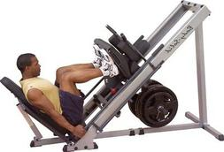 Body Solid Leg Press And Hack Squat Machine