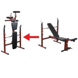 Body-Solid Best Fitness Olympic Folding Bench Press with Leg