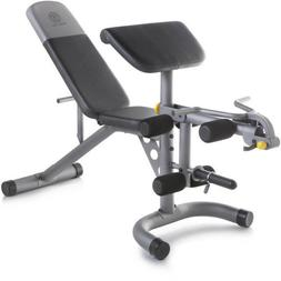 Brand New! Golds Gym XRS20 Weight Lifting Curls Workout Benc