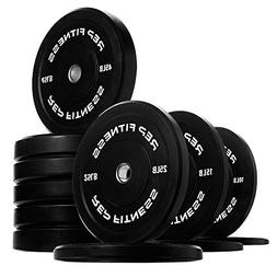 Rep Bumper Plates for Strength and Conditioning Workouts and