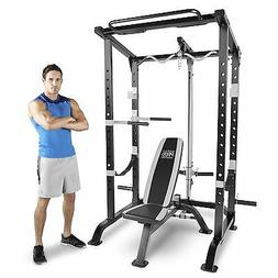 cage bench personal home gym