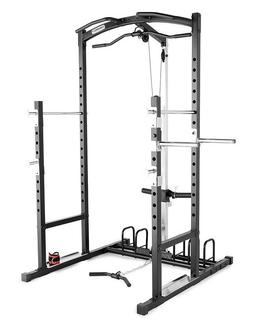 Marcy Cage Home Gym MWM-7041 Best Lat Tricep Pulley Pull Dip