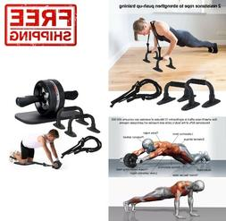 Chest Workout Gym Equipment Home Core Abs Push Up Home Exerc