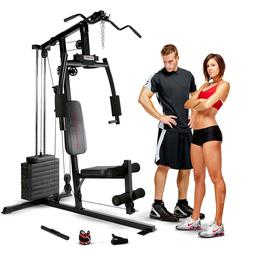 Marcy Club Home Gym MKM-1101 Best Multi-Fitness Weight Exerc