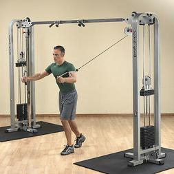 Body Solid Pro Clubline Cable Crossover