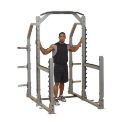 Body Solid Pro Clubline Commercial Rack