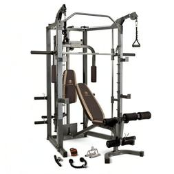Marcy Combo Smith Heavy-Duty Total Body Strength Home and Gy