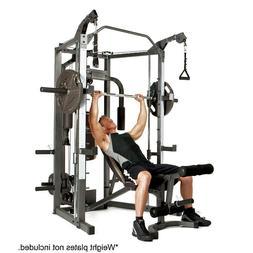 combo smith heavy duty total body strength