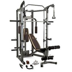 Home Gym Smith Machine   SM-4008 Weight Training Circuit Cag