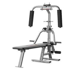 Compact Gym Workout Bench Press Lifting Strength Training Fi
