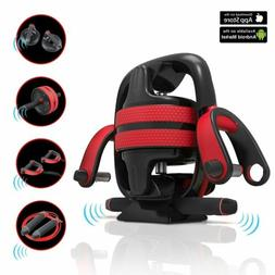 Compact Smart Home Gym Trainer Resistance Band Pushup Stand