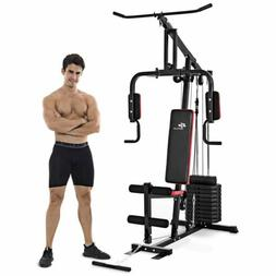 Costway Multifunction Cross Trainer Workout Machine Strength