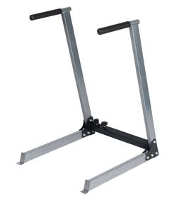 Dip Stand Station Body Press Bar Workout Fitness Strength Tr