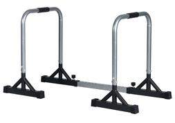 Dip Station Body Press Bar Stand Fitness Strength Training H