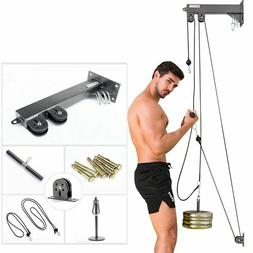 DIY Pulley Cable Home Gym Accessories SPACE SAVE EASY ASSEMB