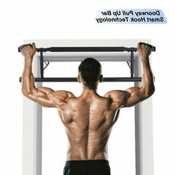 Doorway Pull Up Bar Home Exercise Fitness Gym Workout Streng