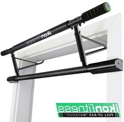 IKONFITNESS Doorway Pull Up Bar Home Gym Exercise Workout Po