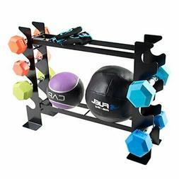 Dumbbell Rack Stand Weight Shelf Rack Holder Home Gym Storag